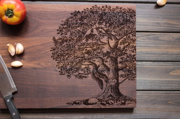 15 Beautiful Handmade Cutting Board Gifts (12)