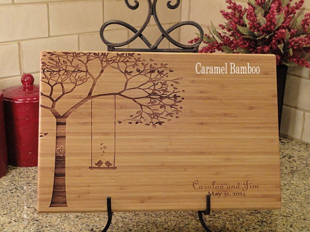 15 Beautiful Handmade Cutting Board Gifts (9)