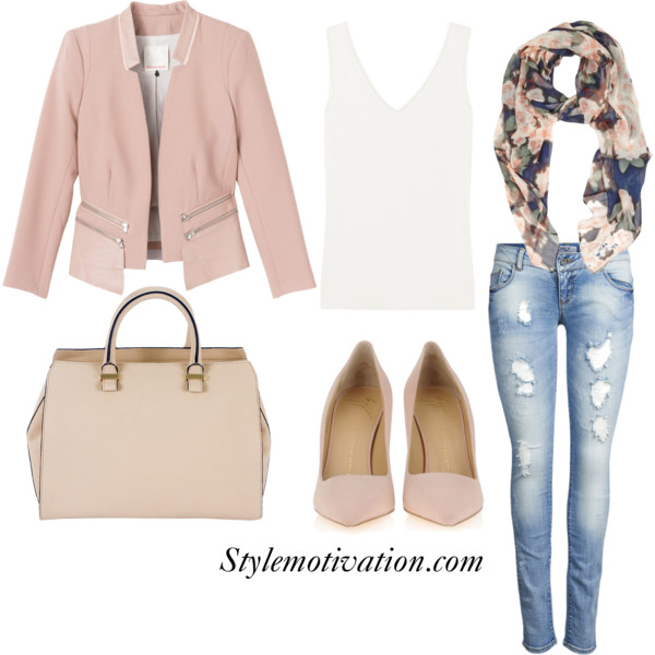 15 Stylish Chic Outfit Combinations For Spring Style Motivation