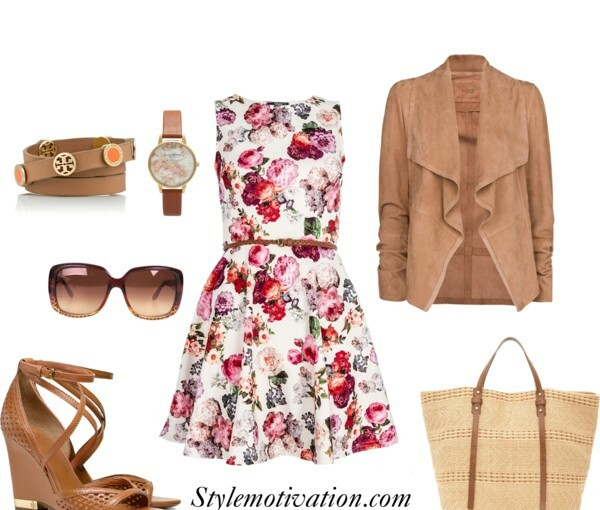 15 Stylish Chic Outfit Combinations for Spring - spring outfit ideas, spring combinations, outfit combinations