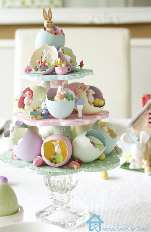 16 Amazing DIY Decorations You Should Make for Easter    (1)