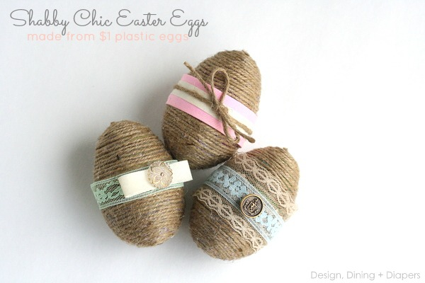 16 Amazing DIY Decorations You Should Make for Easter    (11)