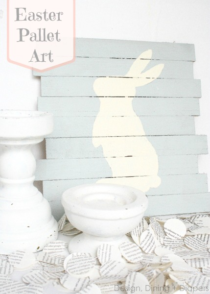 16 Amazing DIY Decorations You Should Make for Easter    (2)