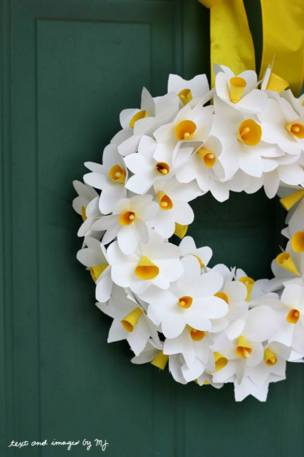 16 Easy DIY Projects that will Add Touch of Spring to Your Home (10)