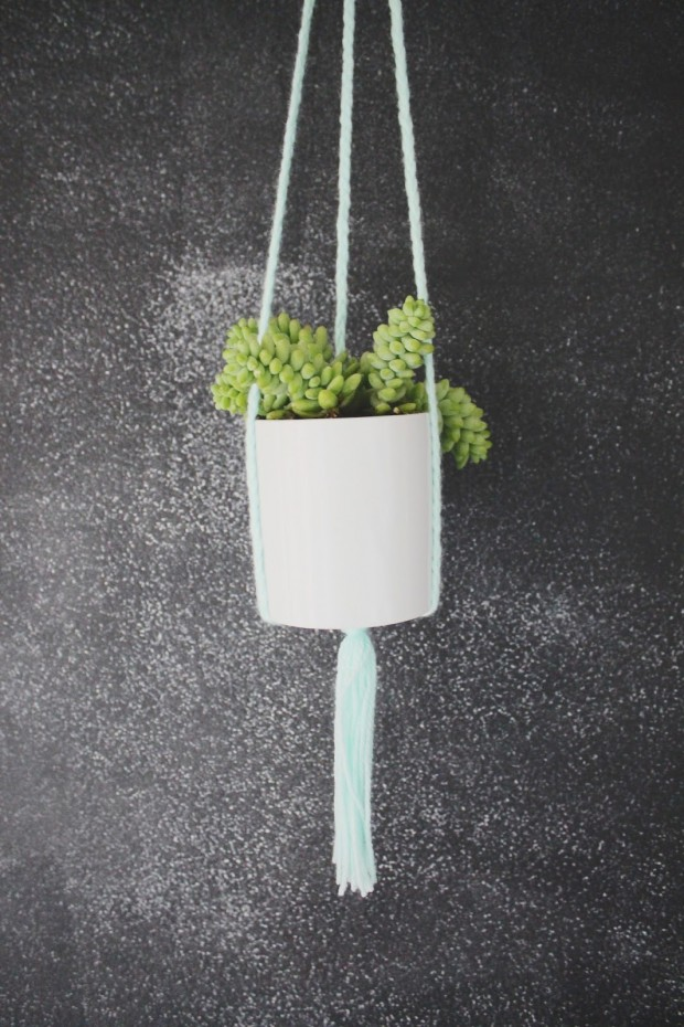 16 Easy DIY Projects that will Add Touch of Spring to Your Home (7)