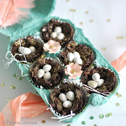 16 Simply Sweet Kid-Friendly Treat to Make for Easter    (1)