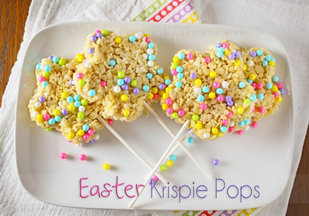 16 Simply Sweet Kid-Friendly Treat to Make for Easter    (11)