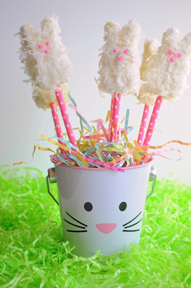 16 Simply Sweet Kid-Friendly Treat to Make for Easter    (13)