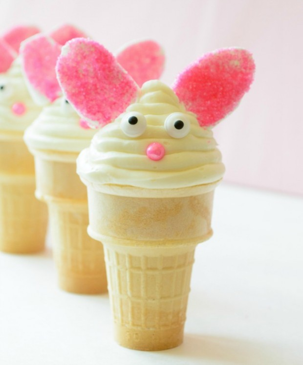 16 Simply Sweet Kid-Friendly Treat to Make for Easter    (4)