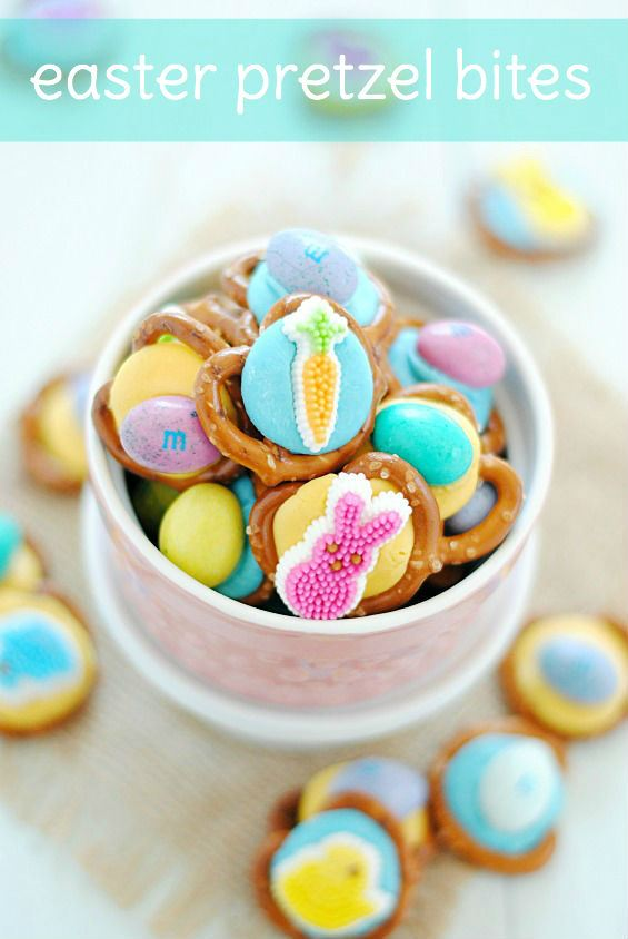 16 Simply Sweet Kid-Friendly Treat to Make for Easter    (9)