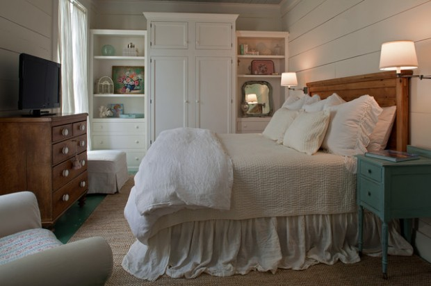 16 Vintage Inspired Chic Bedroom Design Ideas  (3)