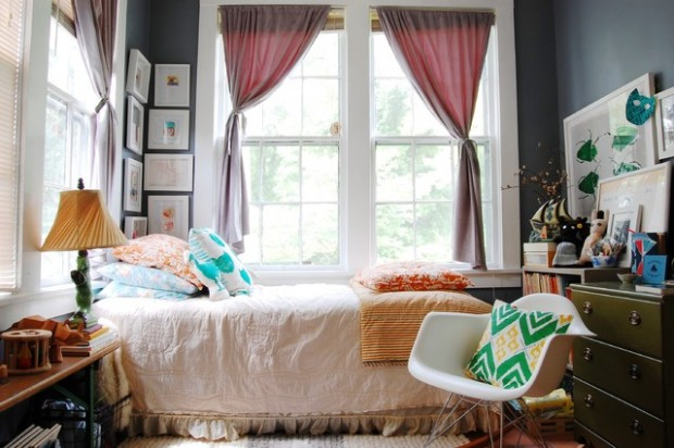 16 Vintage Inspired Chic Bedroom Design Ideas  (4)