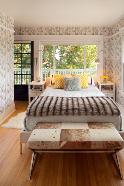 16 Vintage Inspired Chic Bedroom Design Ideas