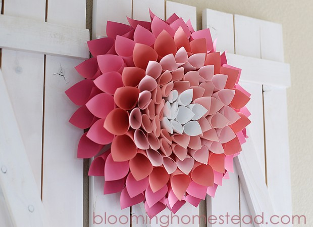 17 Cuter and Easy DIY Home Decor Projects in Spring Spirit (14)