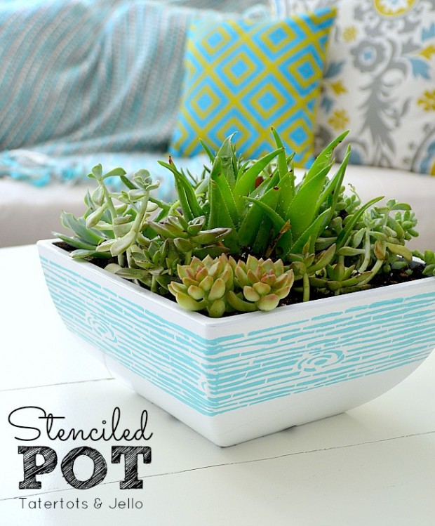 17 Cuter and Easy DIY Home Decor Projects in Spring Spirit (15)