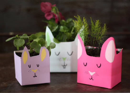 17 Cuter and Easy DIY Home Decor Projects in Spring Spirit (2)