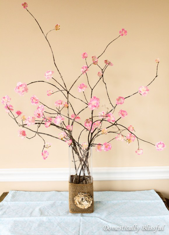 17 Cuter and Easy DIY Home Decor Projects in Spring Spirit (4)