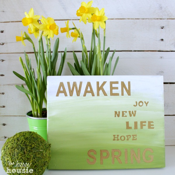 17 Cuter and Easy DIY Home Decor Projects in Spring Spirit (5)