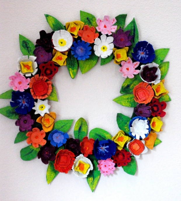 17 Cuter and Easy DIY Home Decor Projects in Spring Spirit (6)