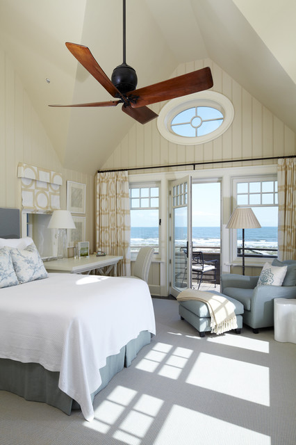 17 gorgeous beach style bedroom design ideas style for Coastal bedroom design