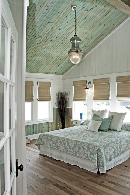 17 gorgeous beach style bedroom design ideas style motivation Beach house master bedroom ideas