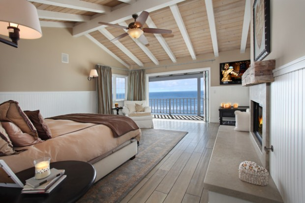 17 Gorgeous Beach Style Bedroom Design Ideas