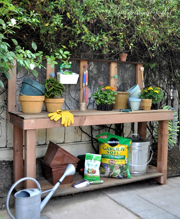 16 Great DIY Spring Ideas for Your Garden