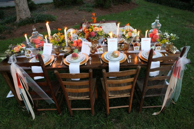 17 Inspiring Ideas for Rustic Wedding Decoration