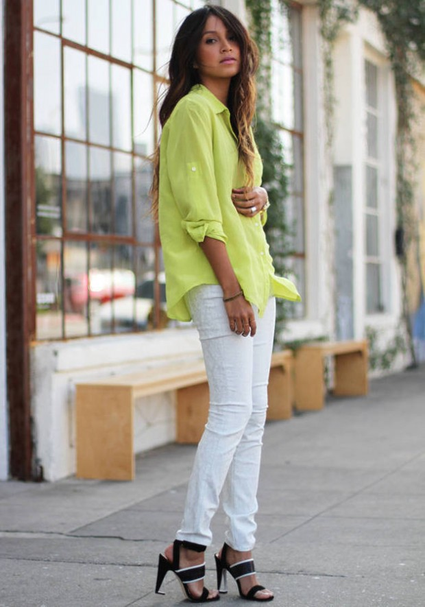 17 Lovely Outfit Ideas for Adorable Spring Loog (10)