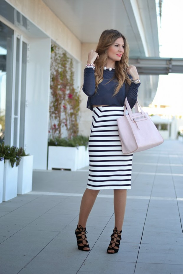 17 Lovely Outfit Ideas for Adorable Spring Loog (7)