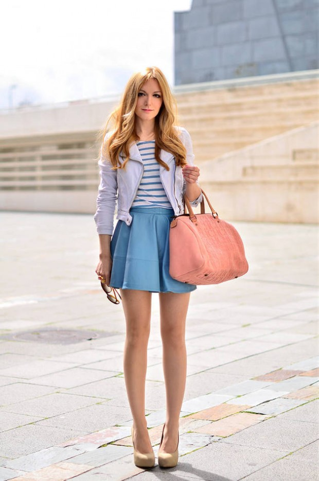 17 Lovely Outfit Ideas for Adorable Spring Loog (8)