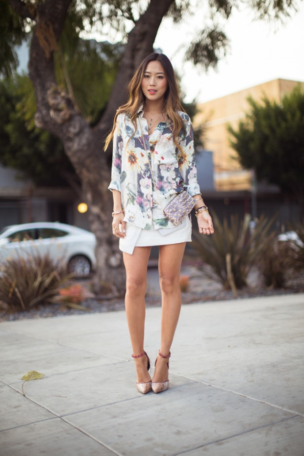 17 Lovely Outfit Ideas for Adorable Spring Loog (9)