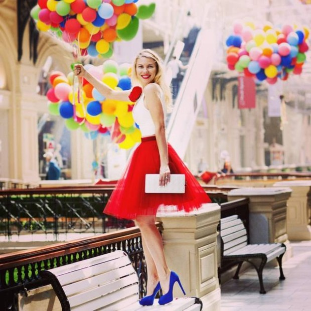 17 Outfit Ideas with Tulle Skirts for Romantic Look