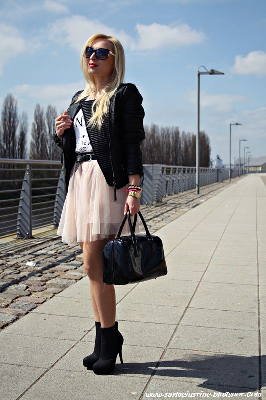 17 Outfit Ideas with Tulle Skirts for Romantic Look (4)