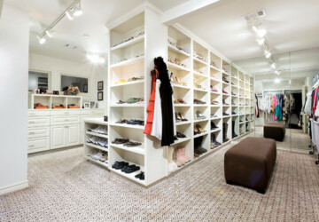 17 Sophisticate and Elegant Woman's Closet Design Ideas - Closet organization, closet design ideas, Closet design, Closet