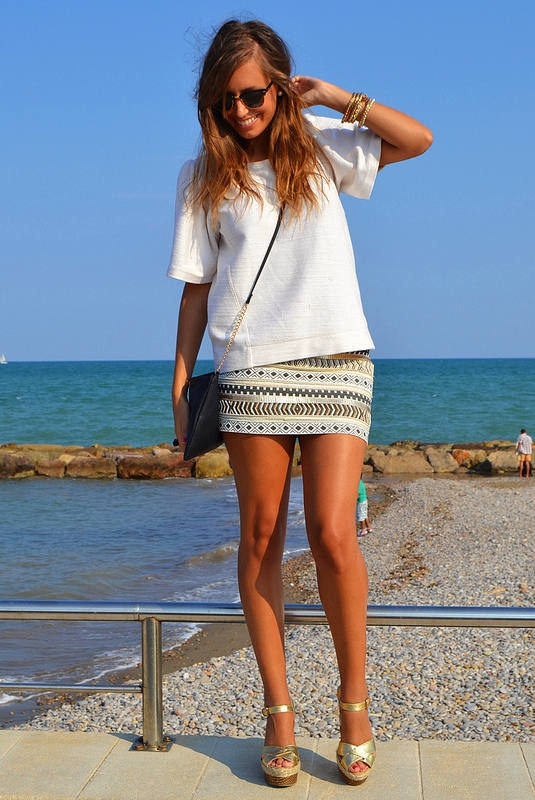 17 Stylish Comfortable Street Style Outfit Combinations for Spring   (16)