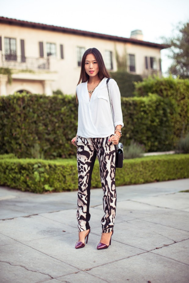 17 Stylish Comfortable Street Style Outfit Combinations for Spring   (17)