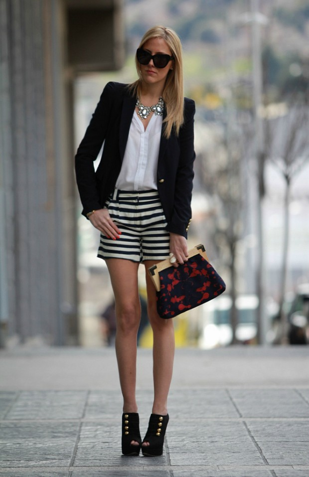 17 Stylish Comfortable Street Style Outfit Combinations for Spring   (3)