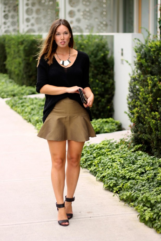 17 Stylish Comfortable Street Style Outfit Combinations for Spring   (5)