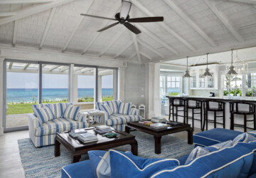 18 Beach Cottage Interior Design Ideas Inspired by The Sea - cottage interiors, cottage, beach style interior, beach style design, beach cottage interiors