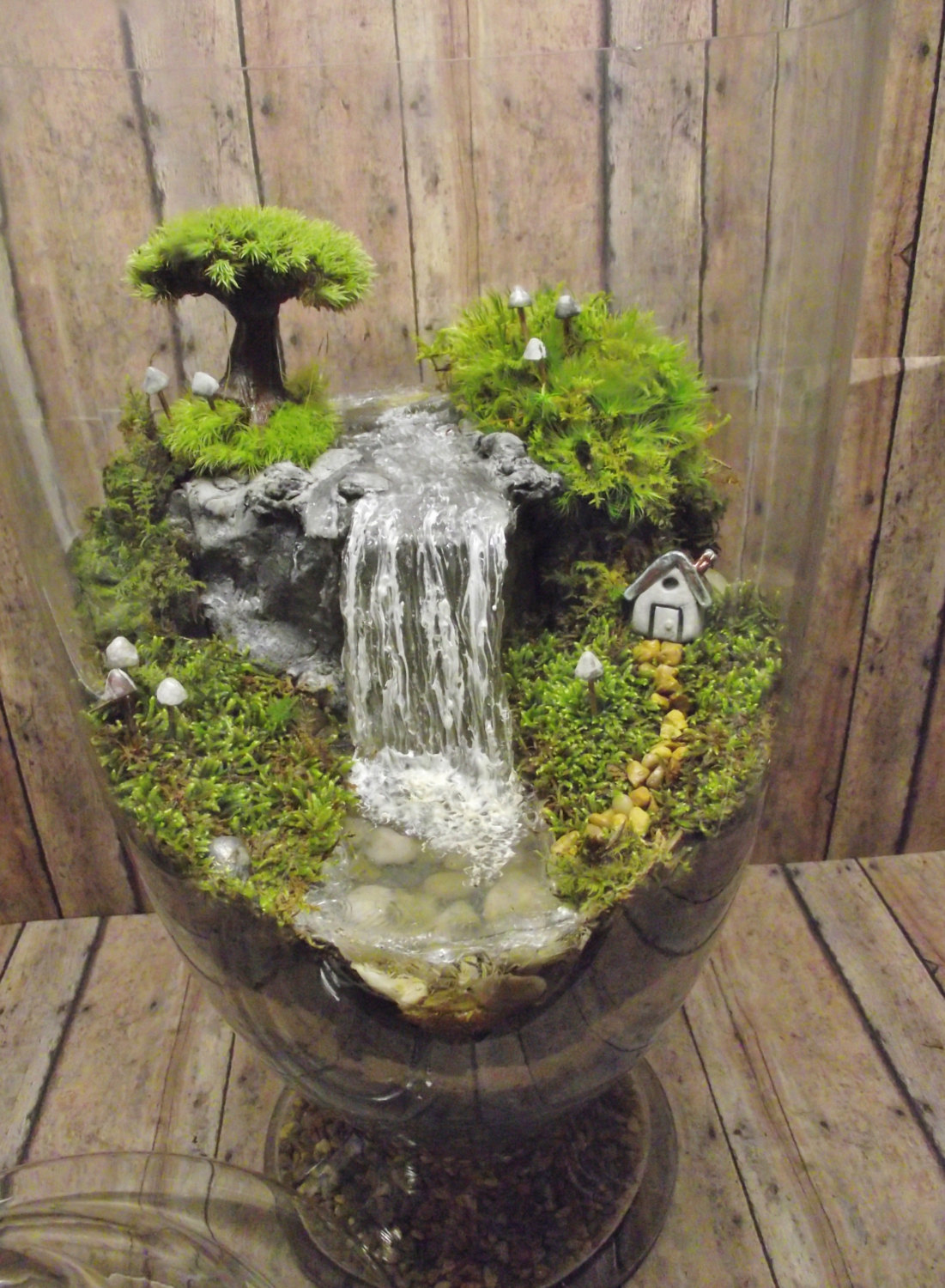 18 charming miniature fairy garden decorations style motivation for How to make a miniature garden
