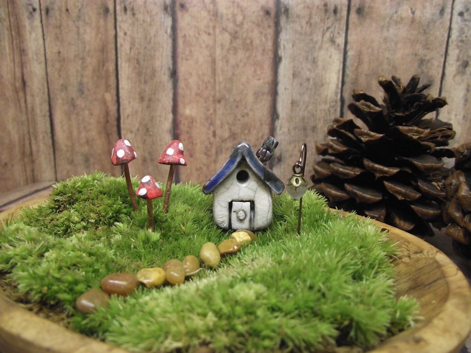 Gnome Garden: 18 Charming Miniature Fairy Garden Decorations
