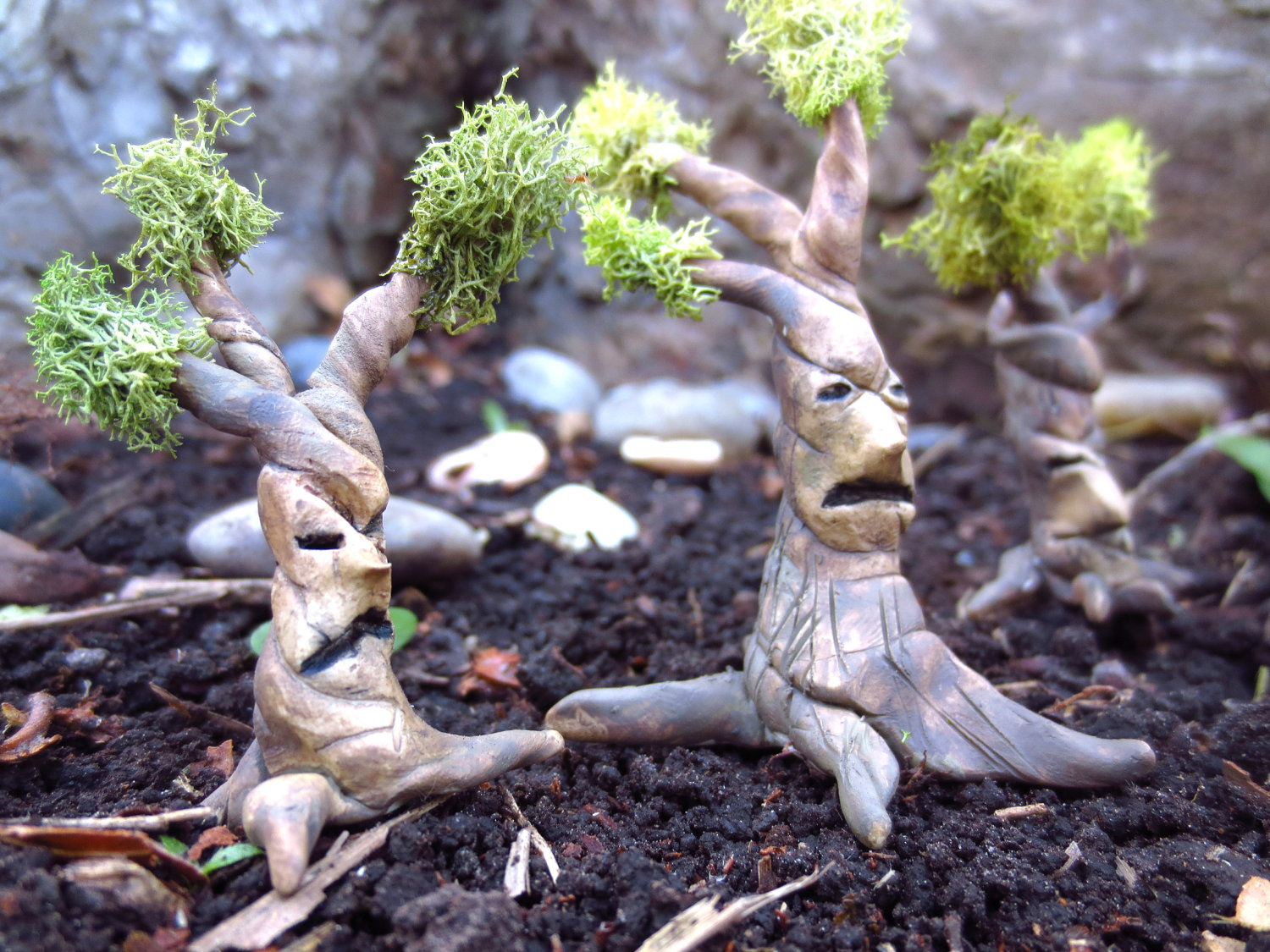 18 charming miniature fairy garden decorations style