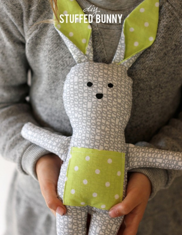 18 Cute Easter Crafts You Can Make with Your Kids (11)