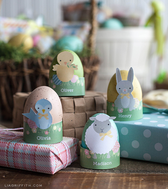 18 Cute Easter Crafts You Can Make with Your Kids (2)
