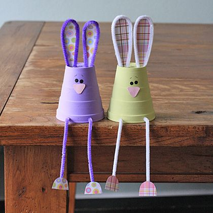 18 Cute Easter Crafts You Can Make with Your Kids (6)