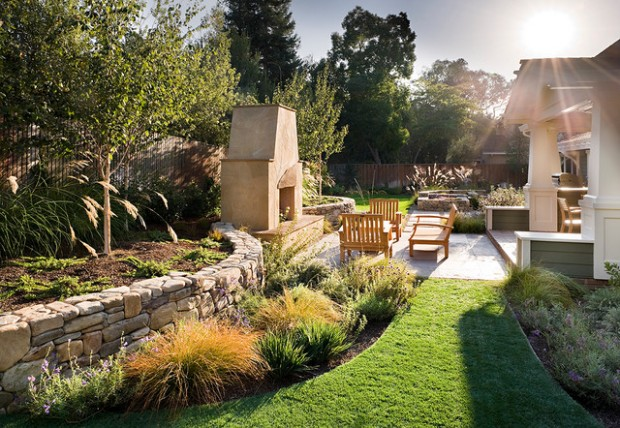 18 Landscaping Ideas for Small Backyards (10)