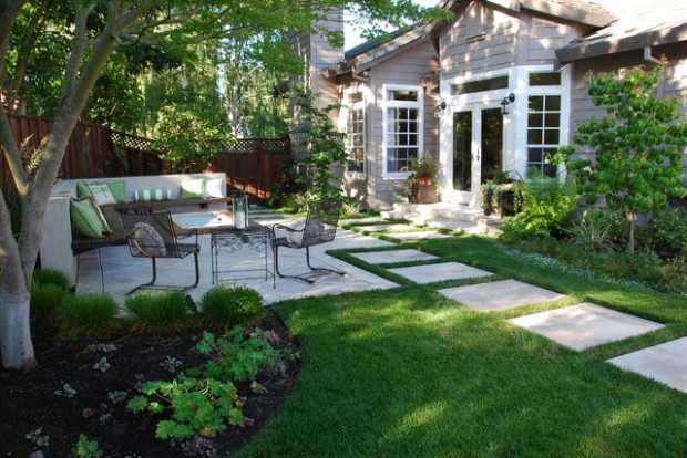 18 Landscaping Ideas for Small Backyards (12)