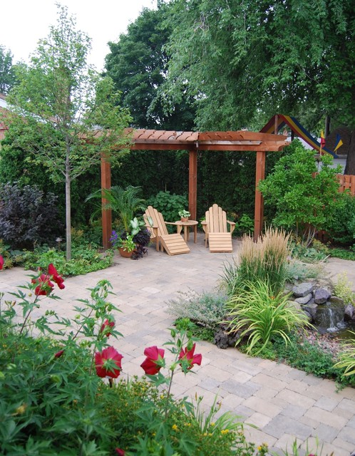 18 Landscaping Ideas for Small Backyards (7)