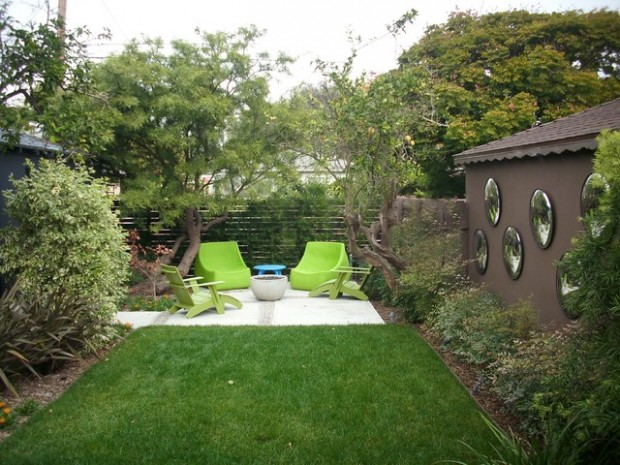 18 Landscaping Ideas for Small Backyards (9)